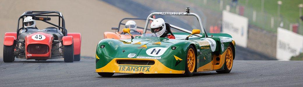 FRS Arrow kit car racing